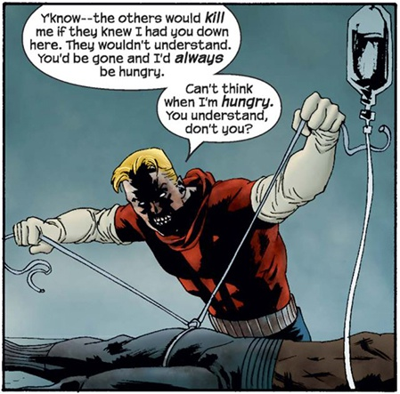 Marvel Zombies Hank Pym