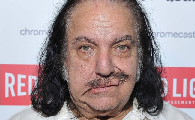 Ron Jeremy Likes To Grope Girls Without Consent And Does