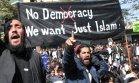 No Democracy We Want Just Islam