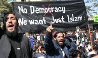 No Democracy We Want Just Islam