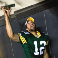 RUMOR: Aaron Rodgers Still Not Gay *not that there's anything wrong with that