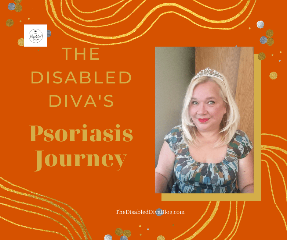 The Disabled Diva shares how she relieves the pain and itching from psoriasis.