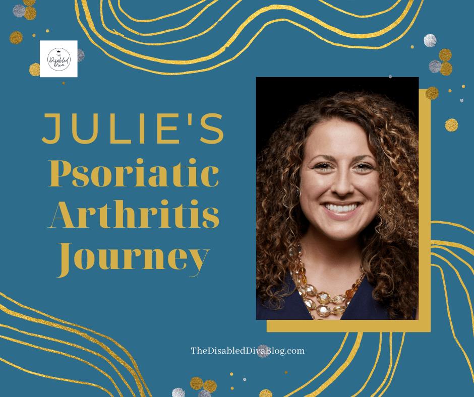 Julie Cerrone Croner's psoriatic arthritis journey