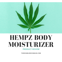 HEMPZ Body Moisturizer Review
