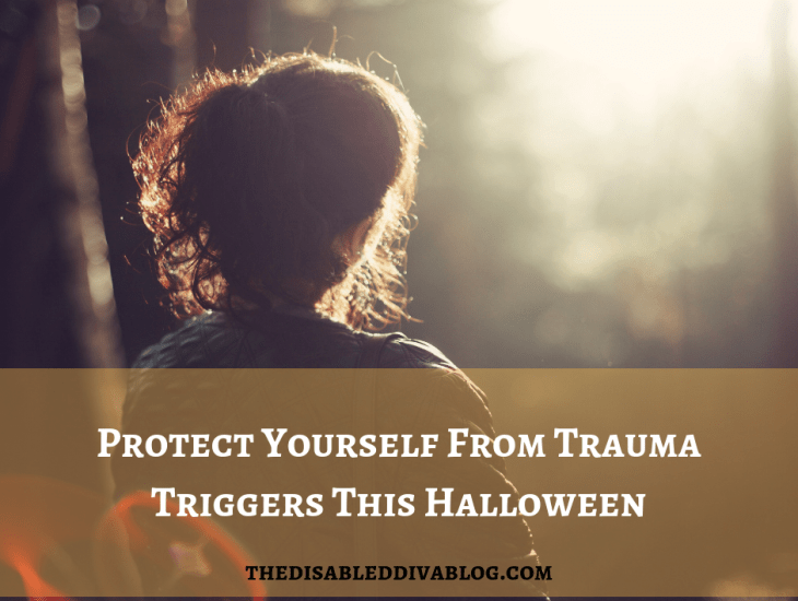 protect yourself from trauma triggers this halloween