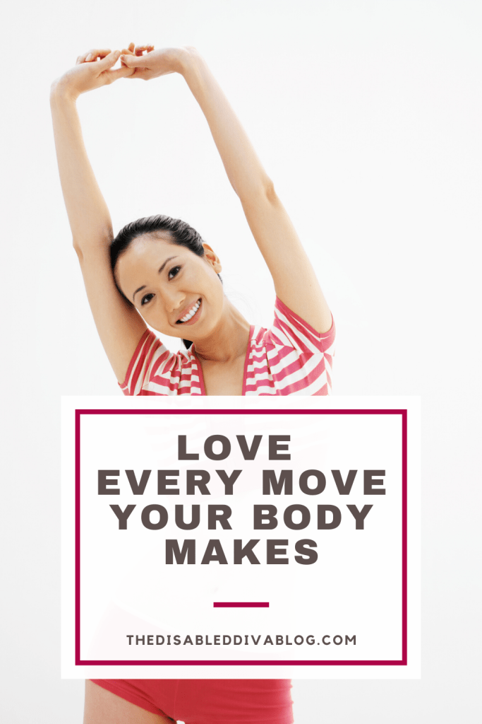 February is the perfect month to declare how much you love every move your body makes despite the challenges your chronic illness creates. Learn to forgive your body when fibromyalgia, arthritis, endometriosis, or another debilitating disease places limitations on your physical abilities.