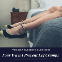 Four ways I prevent leg cramps