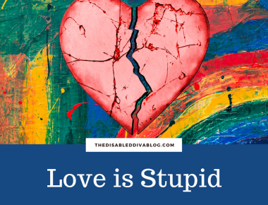 Love is stupid! It never works out anyhow. It's not worth it. How to chip away at all the lies you've been telling yourself.