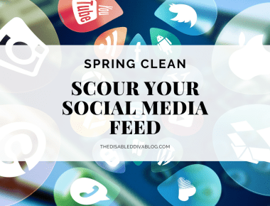 Spring Clean Your Social Media Feed
