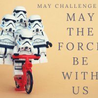 May Fitness Buddy Challenge: May The Force Be With Us!