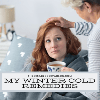 My Winter Cold Remedies