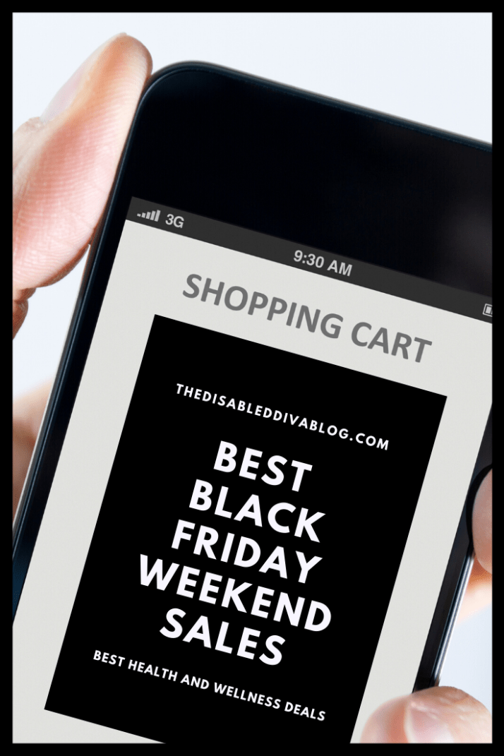 Best Black Friday Weekend Deals on Wellness/Pain Relief Products and so Much More!