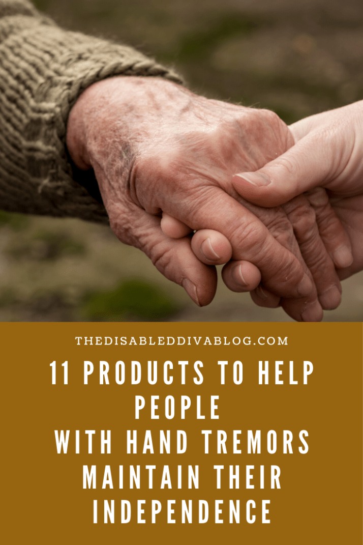 Hand tremors or lack of strength from multiple sclerosis, Parkinson's disease, arthritis, fibromyalgia, or other illness may find themselves losing their independence. Today I am sharing eleven products that may help them maintain their independence