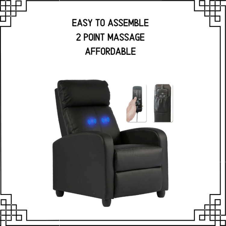 Living Room Massage Recliner
