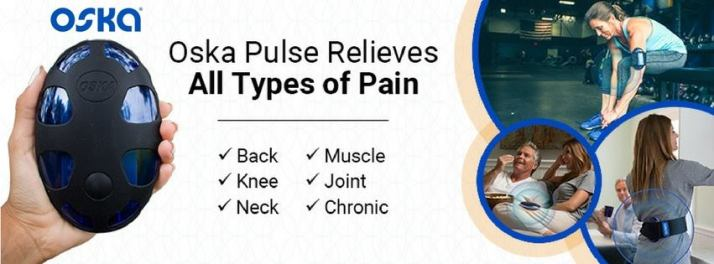 pemf therapy with oska pulse relieves all types of pain