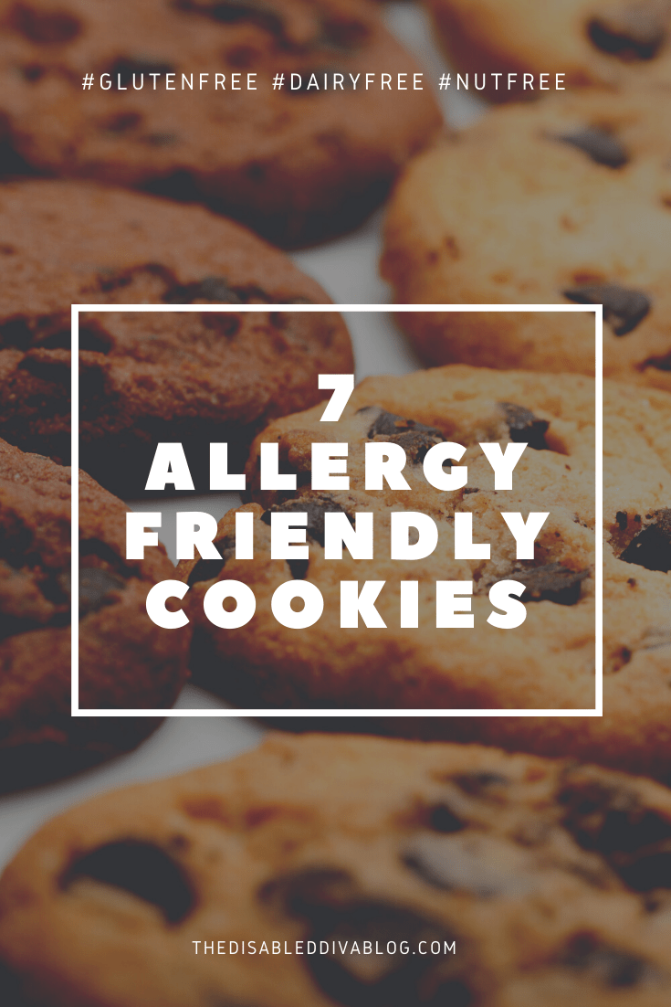 Always ask about food allergies before gifting holiday cookies to friends and family. One wrong ingredient could result in a visit to the emergency room! Here are 7 allergy-friendly cookie options that could save the day!