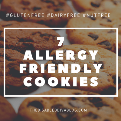 seven allergy friendly cookies