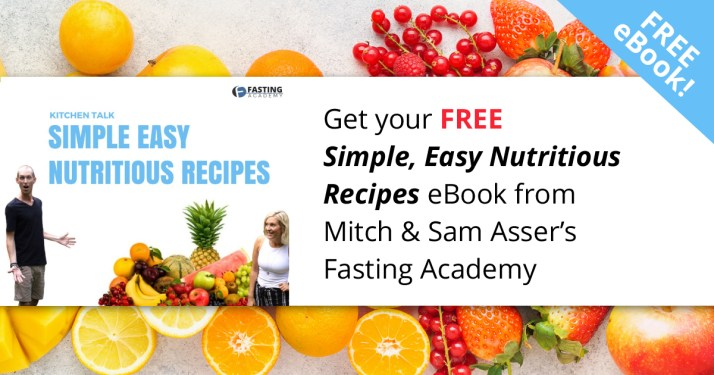 free healthy fasting nutritious recipes book