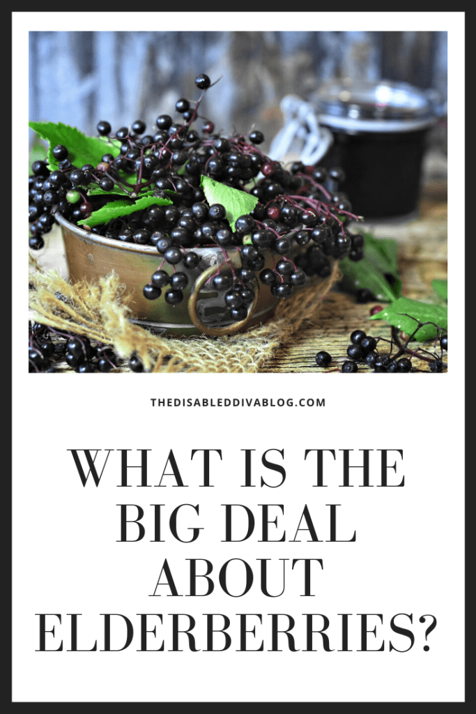 What's the big deal about elderberries
