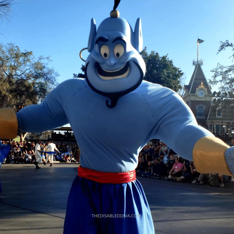 Magic Happens Genie