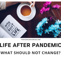 Life After Pandemic, What Should Not Change?