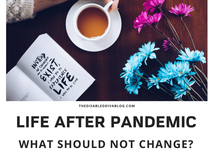 LIFE AFTER PANDEMIC, WHAT SHOULD NOT CHANGE