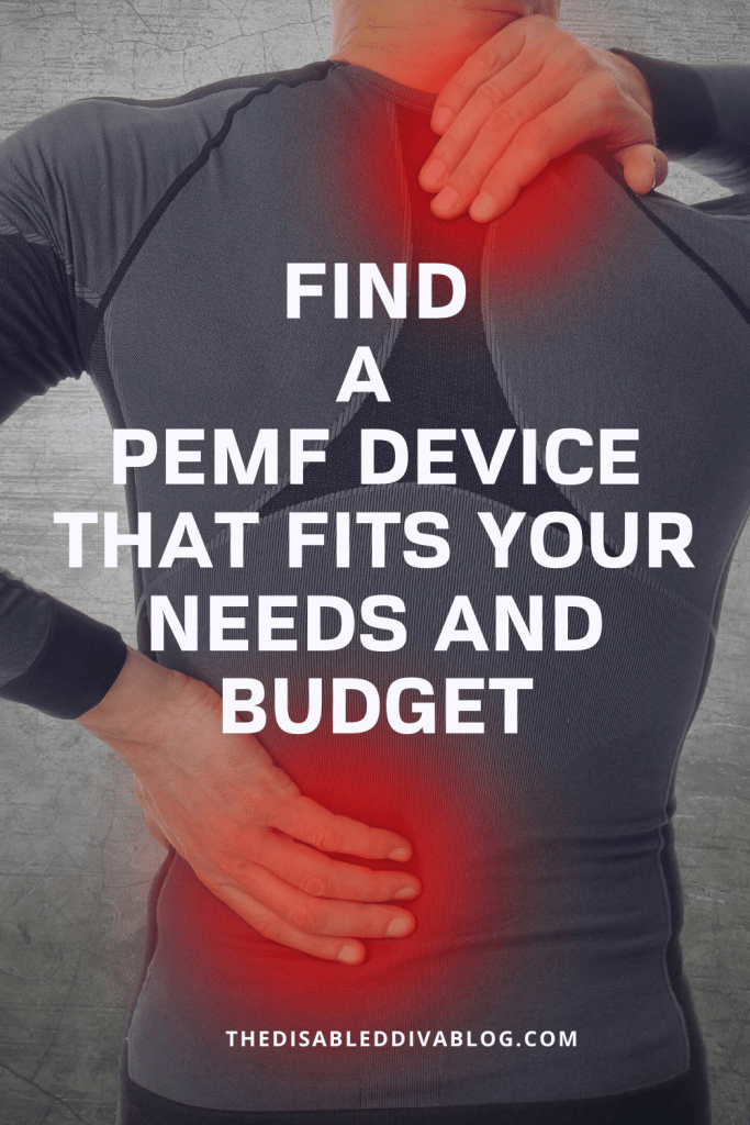 Find a pemf pain relief device that fits your needs and budget
