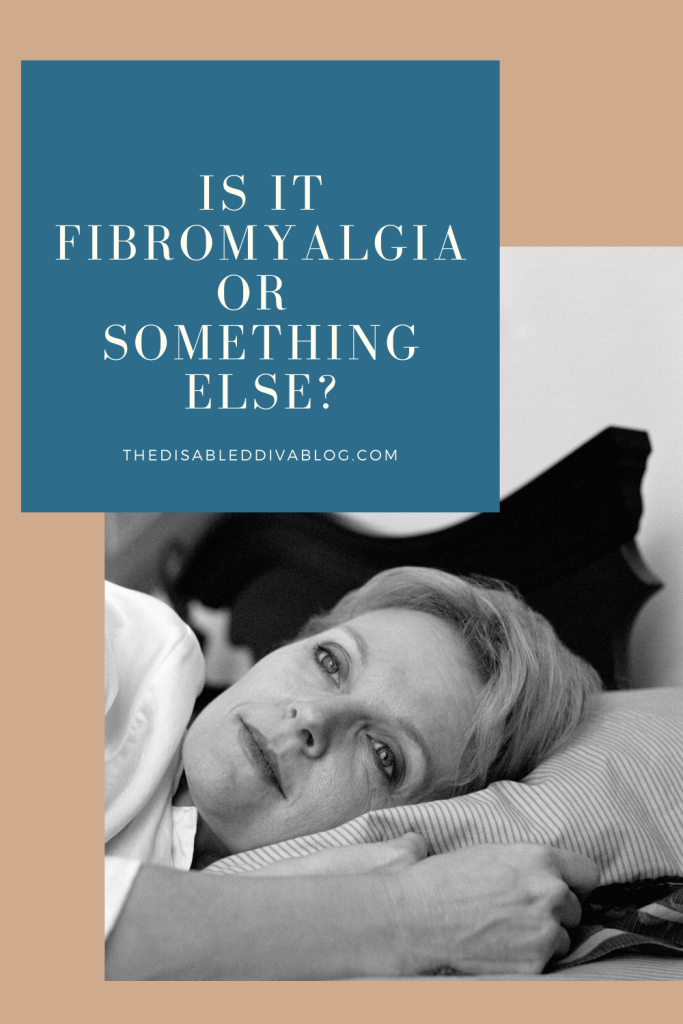 Is it fibromyalgia or something else? Talk to your doctor if you suspect any of these eleven symptoms are also shared with other chronic illnesses. They could interfere with your care.