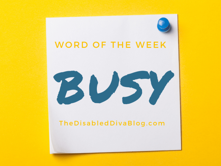 My word of the week is busy! I have been a busy bee!🐝 Discover what I have been up to and how you can lend a helping hand!