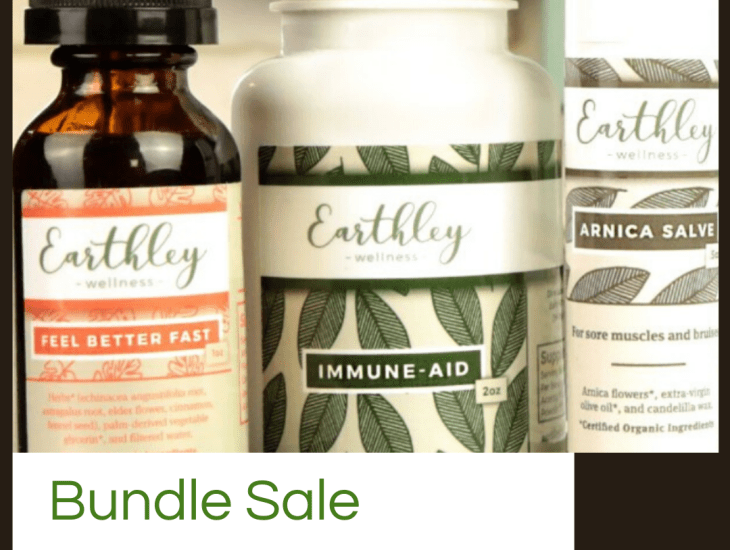For three days only, save big on this fabulous natural remedy bundle! Learn more about my favorite wellness products and don't miss this deal!