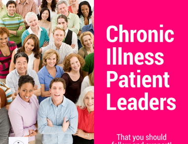 Chronic illness patient leaders that you should follow and support. Living with fibromyalgia, arthritis, and endometriosis is tough, but the support, motivation, and resources that these patient advocates provide make it a little easier.