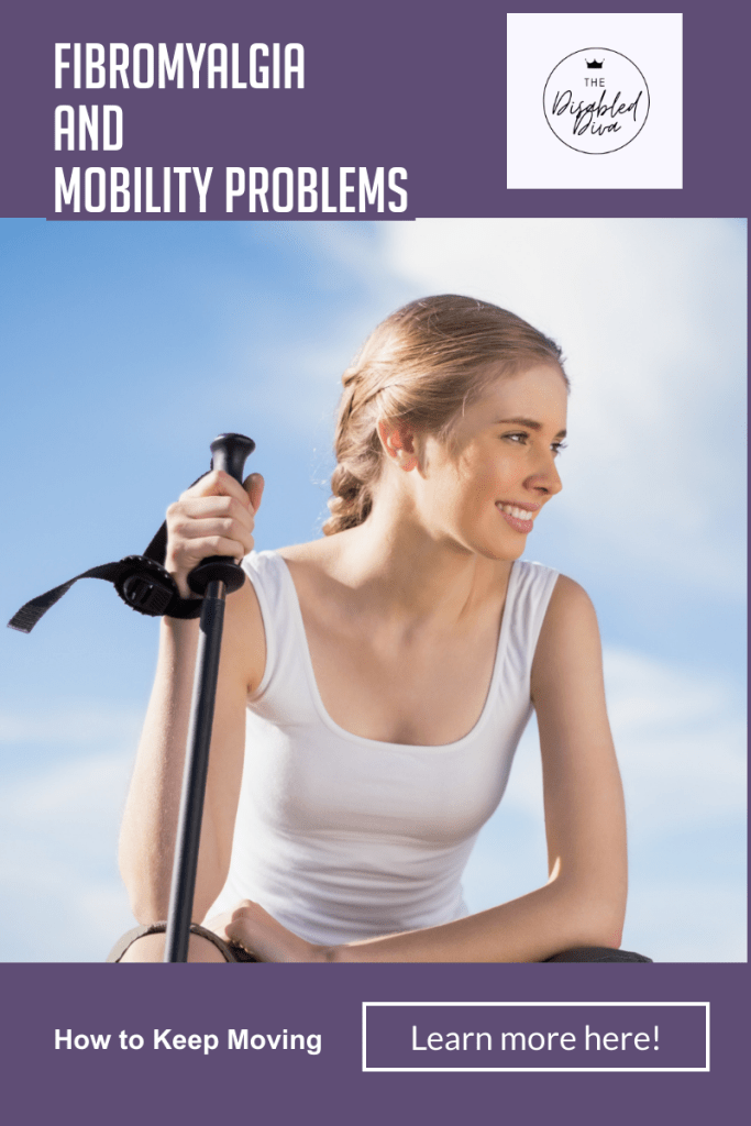 Everyone talks about the pain and fatigue that fibromyalgia creates, but mobility problems are also a major issue. Find out how this chronic illness affects mobility and learn how to keep moving when your body refuses to keep up.