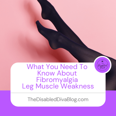 Fibromyalgia leg muscle weakness can be painful and debilitating. What you need to know about this fibro symptom to live better now!