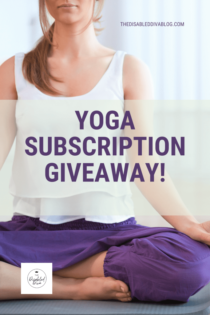 Yoga is a wonderful exercise for people with fibromyalgia and arthritis. Learn how you can win a 3-month online yoga subscription.