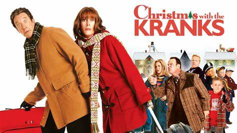 Christmas with the Kranks, just one of The Disabled Diva's must watch Christmas movies!