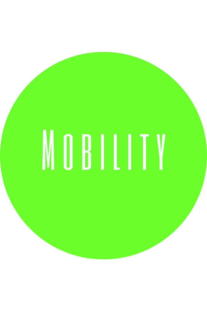 Mobility support, research, information, and resources