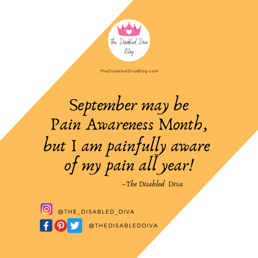 Pain awareness month quote