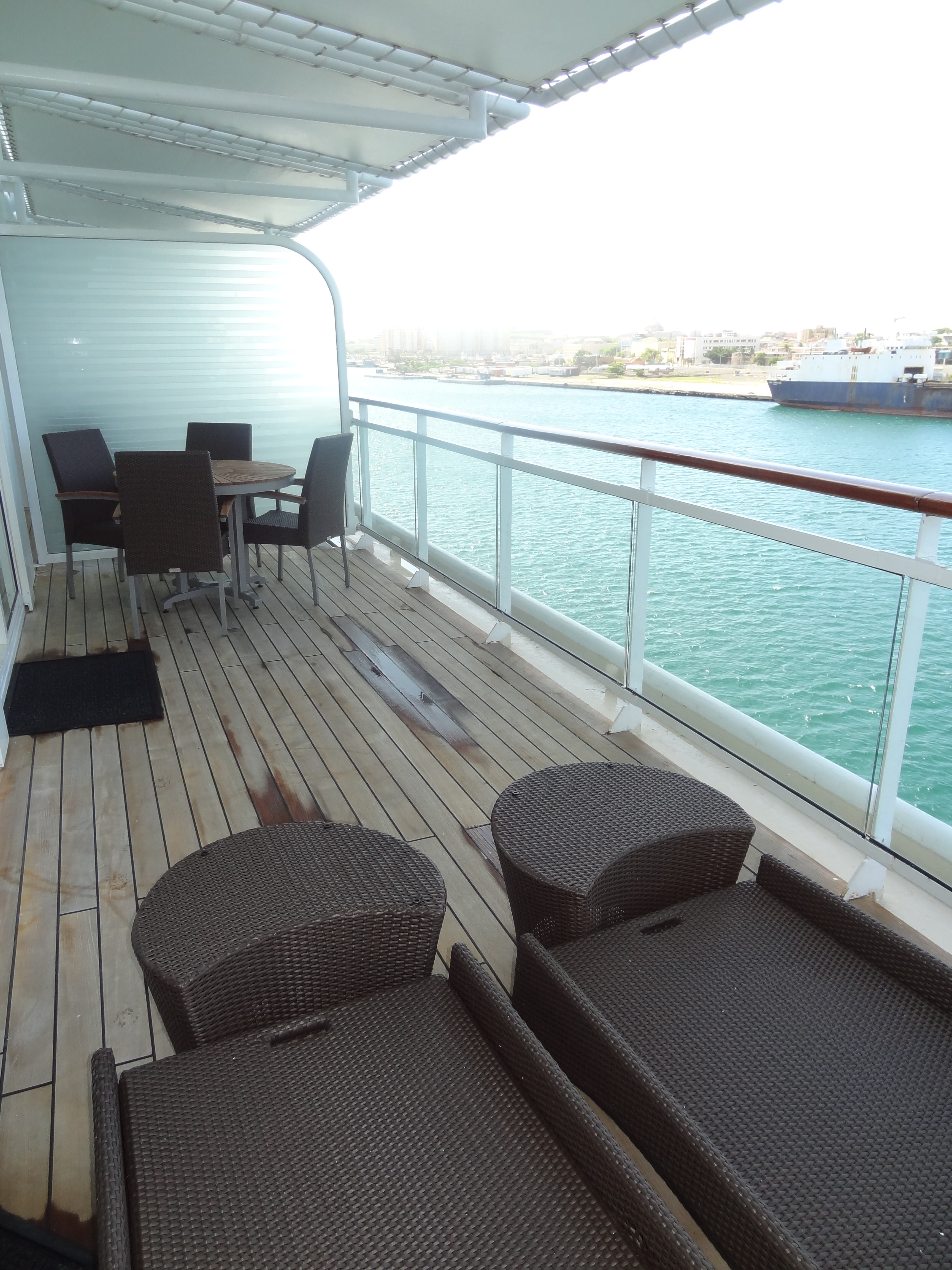 Comfy Chairs The 'suite Experiment': Celebrity Cruises 'royal Suite