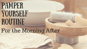 Pamper Yourself Routine For the Morning After Routine | Making my Home Happy