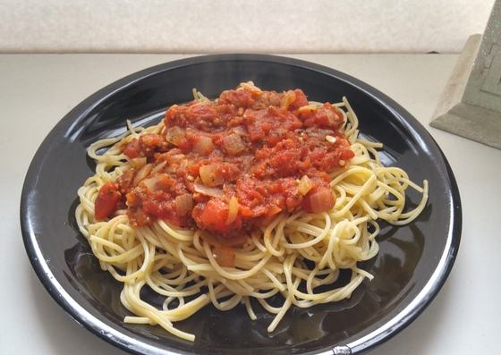 Budget-Friendly Spaghetti Sauce | Vegan Staple Sauce