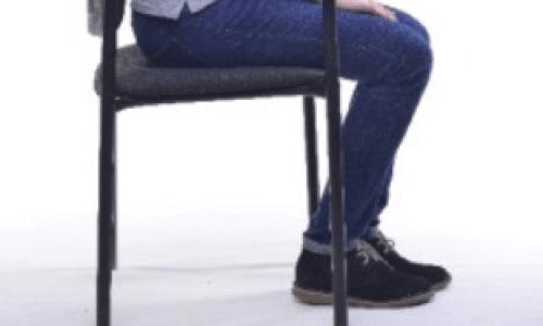 椅子 に 座っ て ダイエット
