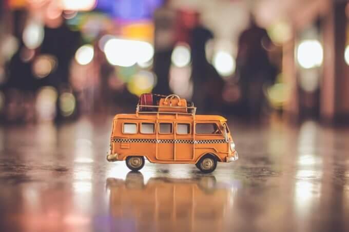 博多から宇都宮まで夜行バスで行く場合