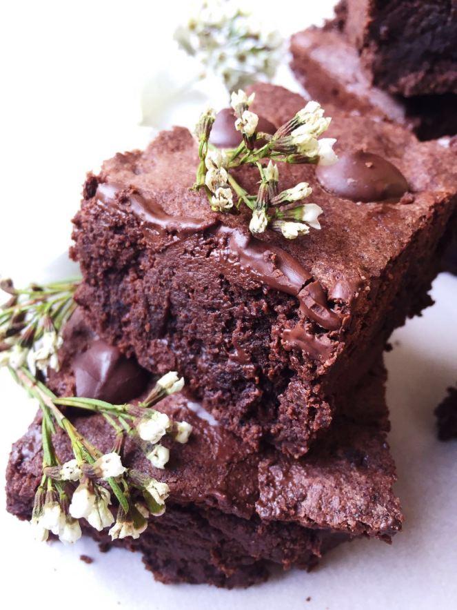 best buckwheat brownies