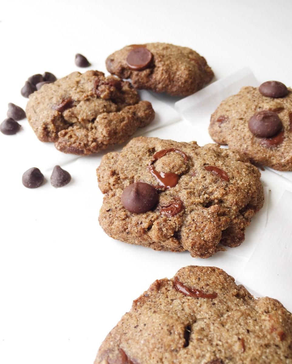 Buckwheat Chocolate Chip Cookies – The Dish On Healthy