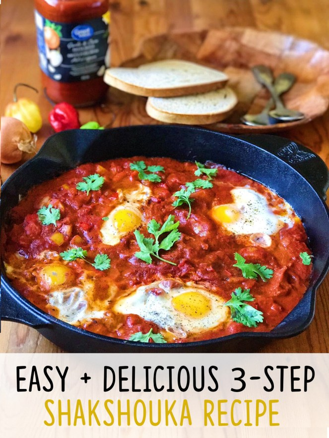 An Easy And Delicious Shakshouka The Dish On Healthy