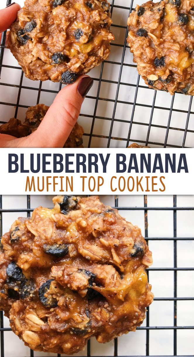 Blueberry Banana Muffin Top Breakfast Cookies.jpg