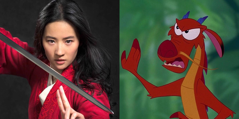 MIP McDonald/'s 1998 MULAN Disney CHINESE WARRIOR Girl KHAN Horse MUSHU Pick TOY