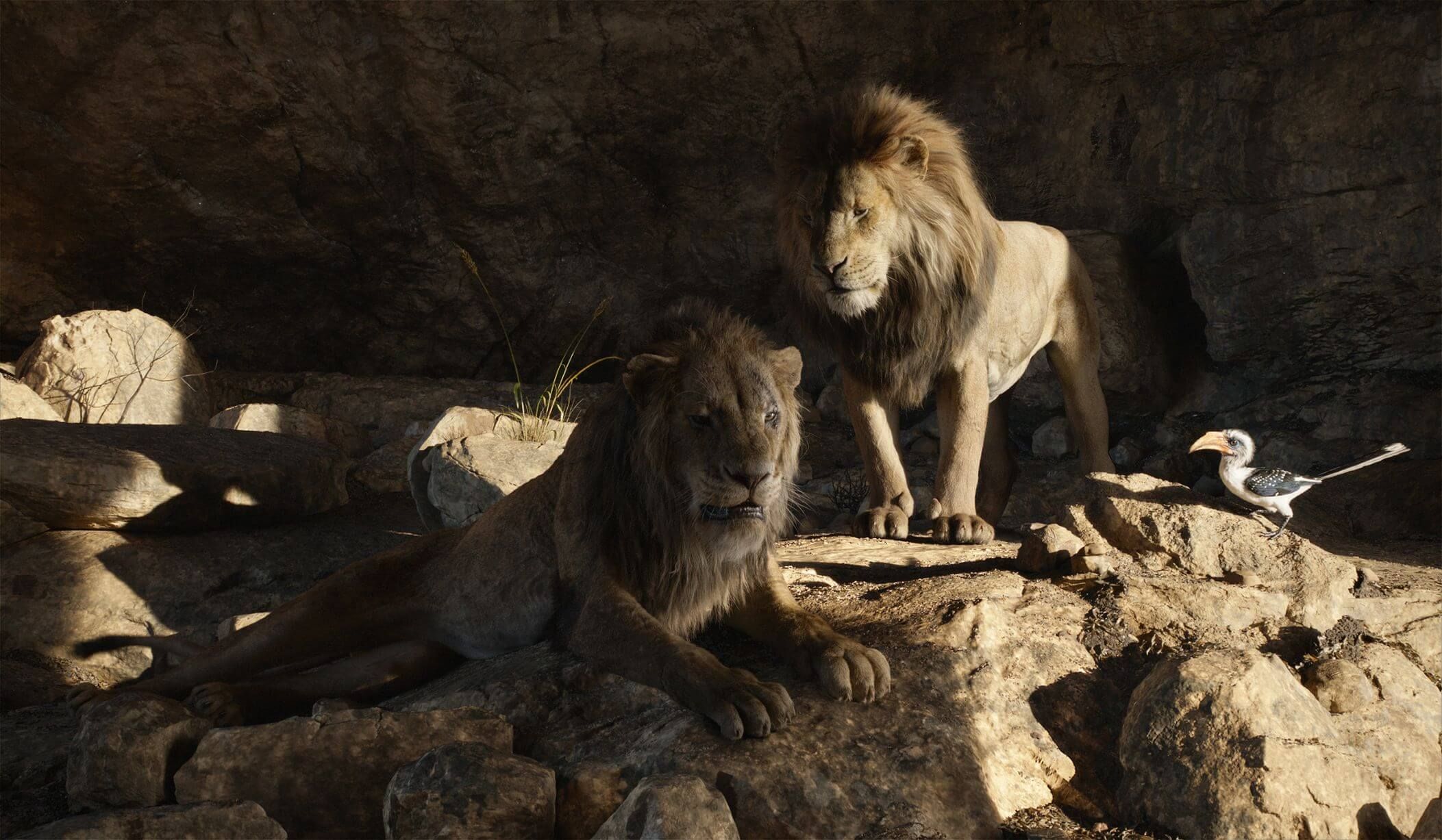 Behind The Scenes Featurette For The Lion King Released