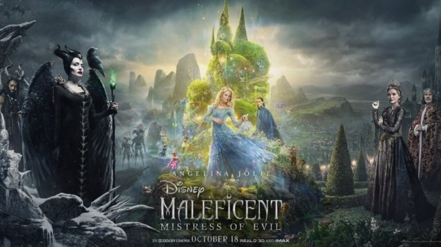 Maleficent: Mistress of Evil banner