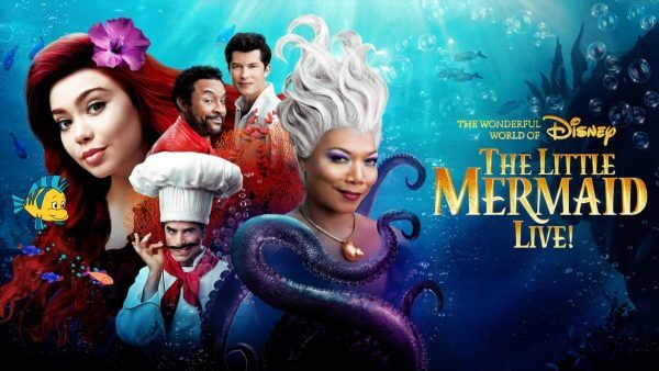 The Little Mermaid 2020 Review.The Little Mermaid Live Review
